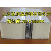轻质隔热聚氨酯夹芯板生产线