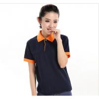 花都区广告T恤衫定制,定做企业员工T恤工衣,新华吸汗透气T恤批发厂