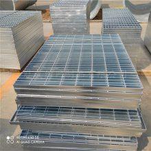 下水道防护网钢格板 钢格栅板图片