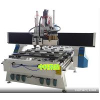 zk-1325橱柜衣柜柜体数控开料机价格中科自动上下料加工中心厂家