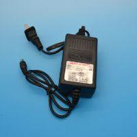 监控专用防水电源 黑色 12V2A 安防监控设备电源 监控摄像头电源