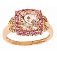 欧美戒指 宴会礼品 女士佩戴时尚气派  电镀金色 锆石戒指
