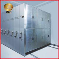 【广州锦汉】豪华不锈钢密集架 定做不锈钢柜类 档案文件密集架