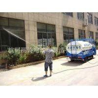 厂销电动洒水车--杭州电动洒水车---电动环卫喷洒车-电瓶洒水车