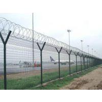 仁光专业生产规格齐全Q235 机场防护网