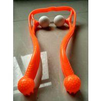 颈椎按摩器抓痒器按摩棒磁能量按摩器