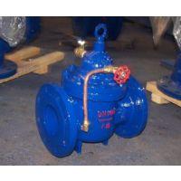 100X-10/16C DN100 100X遥控浮球阀常出现的故障原因及排除方法