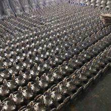 G41PO-16C DN32 G41PO-16C_G41PFA-16C铸钢衬氟隔膜阀