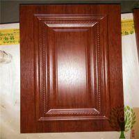 叶林同PVC吸塑门板,各种造型,浮雕,柔光,高光闪银,麻面效果都可选择
