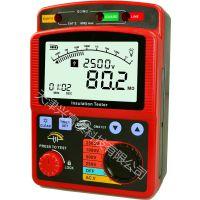 供应数字兆欧表 GM3123/ GM3125 绝缘电阻测试仪 兆欧表
