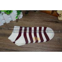 馨海怡针织品 网店代理代发运动袜子纯棉男袜 外贸库存处理 棉袜