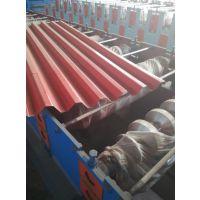 供应墙面板750型全自动彩钢,泊头兴益压瓦机厂