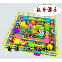 拉奇游乐厂家直销室内淘气堡儿童乐园 电动闯关淘气堡游乐设备 新款定做pvc