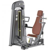 供应奥圣嘉S801坐姿推胸训练器专业力量器械健身房专用