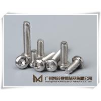 厂家直销 不锈钢304/201/316 螺纹规格M2~M10 梅花槽盘头/圆头机钉 质优价廉