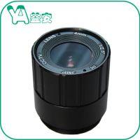 供应益安光学F1.2-4/6/8/12/16mm三百万网络高清安防摄像机镜头