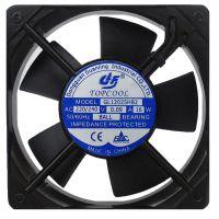 冠凌大量批发各种恒温箱用12025交流散热风扇 220V轴流风扇