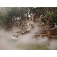 湖南小区景观雾化设备旅游景区水雾造景工程