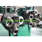 Electrical Control Rubber Processing Equipment Customized Extruder Head / Mould