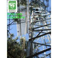 森林防火监控太阳能发电系统解决方案