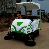 山东小林清洁牌XLS-1750吸扫一体电动清扫车 全国销量前列
