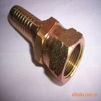 厂家直销各类管接头:胶管接头、四氟管接头、煤气管接头等等。