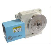 惠士顿HSD-200RTL 精密立式旋转电动分度盘
