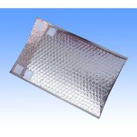 供应银灰色静电膜复合气泡膜袋 抗静电屏蔽膜复气泡袋