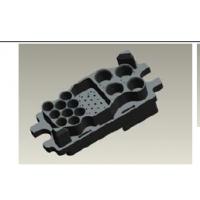 纳百川 ANEN 37芯插头 DJL37模块插头 电源连接器