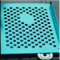 定制不锈钢304/201防滑板各种脚踏板加工定做