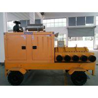 移动防汛抢险泵车
