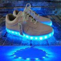 高亮LED闪光鞋灯带 RGB闪光鞋灯 BNTL爆款鞋灯