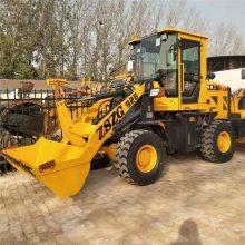 铲2吨铲车920铲车四轮驱动车型大安全20.5-16轮胎ZE22