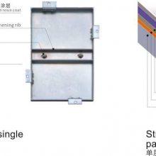 无缝拼接铝单板厂家
