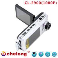 """2.5""""TFT Wholesale car DVR camera recorder HD/1080P-F900DVR"""