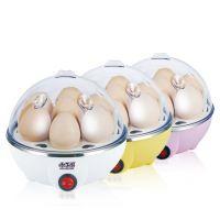 中山煮蛋器厂家【小叮当】601多功能煮蛋器 新款不锈钢蒸蛋器