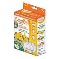 eggies 鸡蛋型煮蛋器 蒸蛋器 蛋清分离器
