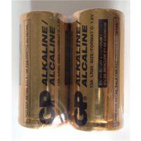 100%原装正品 GP 超霸1号、大号、中号、LR20 LR14 碱性电池