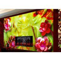 润彩平板打印机东芝UV2513 背景墙打印机