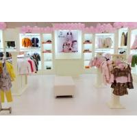 成都最专业的童装店装修公司及成都童装店装修设计公司