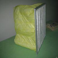 【凯捷】F9袋式过滤器、空气过滤袋、中效空气过滤袋