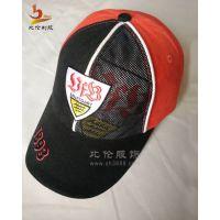 厂家生产批发各类款式绣花赛车帽 遮阳骑车帽 比赛帽子BL--MZ17