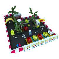 儿童驾校 儿童模拟驾校 室内游乐园 亲子乐园
