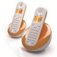 摩托罗拉 电话机 C602C 数字双子机 无绳电话