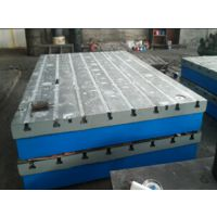 HT200-300机床工作台,铸铁机床工作台价格