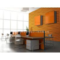 贝斯家厂家直销批发三维板3d墙板环保浮雕墙纸电视背景