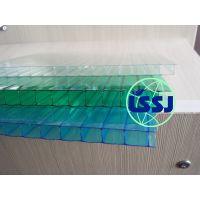 供应山东鲁西塑料阳光板厂家 双层