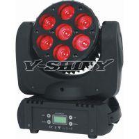 供应12W7颗RGBW四合一LED迷你光束灯