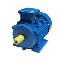 粮食机械用铝壳卧式蓝色三相异步电动机YX3-132S-4-5.5KW/B3