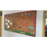 橡木林8MM软木板卷材幼儿园留言板宣传栏照片墙装饰板材优质厂家